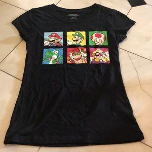 Tops - Super Mario Cart t-shirt